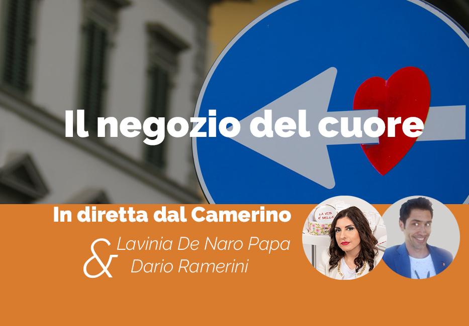 Negozio del cuore articolo di Lavinia De Naro Papa e Dario Ramerini