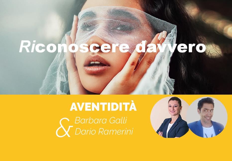 Aventidità Riconoscere di Barbara Galli e Dario Ramerini