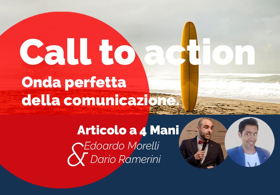 Call to action nella vendita articolo di Edoardo Morelli e Dario Ramerini