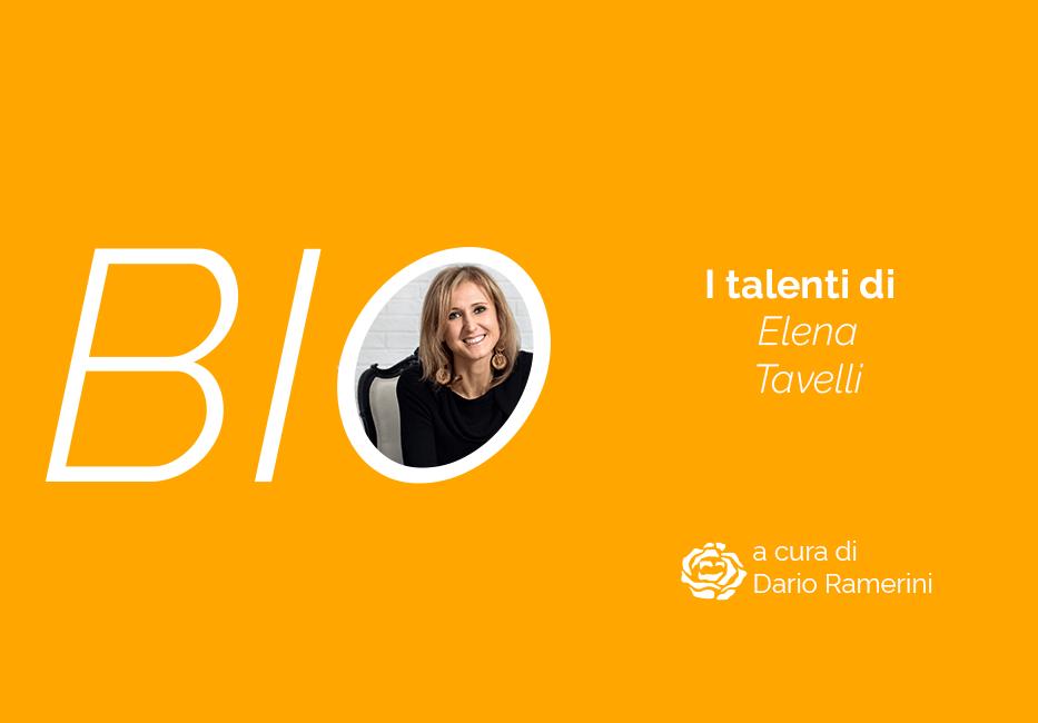 Elena Tavelli: un esempio di come scrivere la biografia