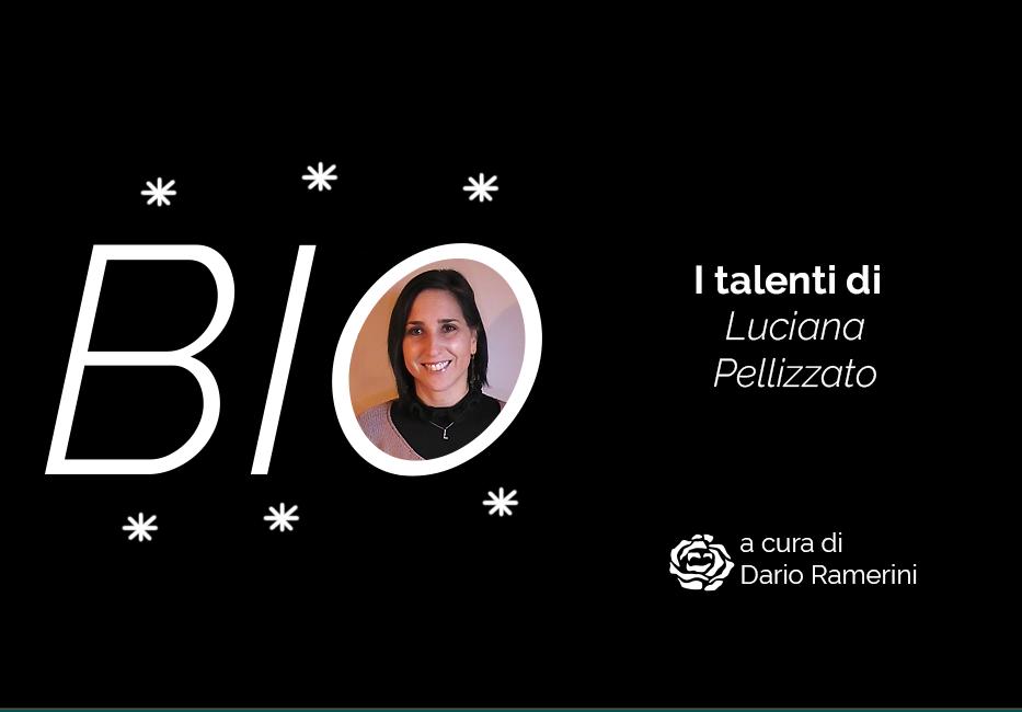 La biografia di Luciana Pellizzato che da significato al suo talento di collegare le persone